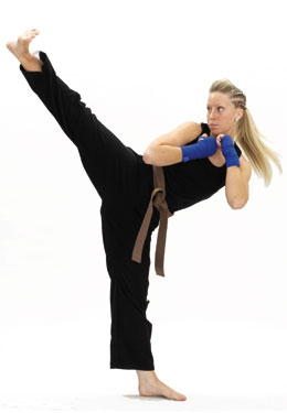 ladies martial arts in bolton