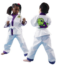 Childrens martial arts in bolton